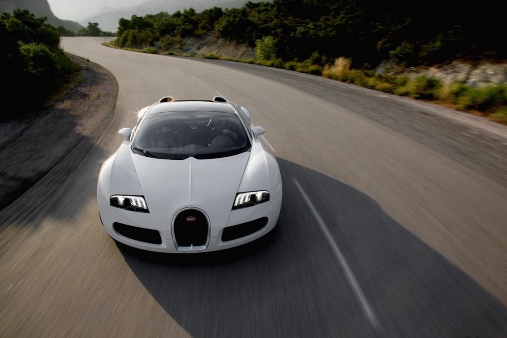 Foto de Bugatti Veyron Grand Sport (1/29)