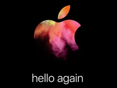 ¡Es oficial!, Apple manda las invitaciones para la keynote de los nuevos Mac el próximo 27 de octubre