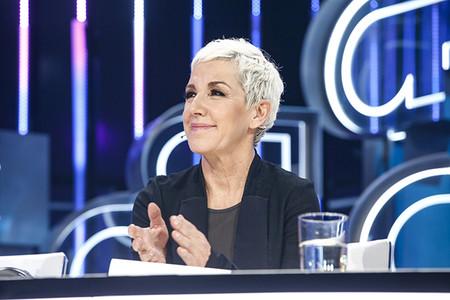 Ana Torroja Cuarta Gala Operacion Triunfo 2018