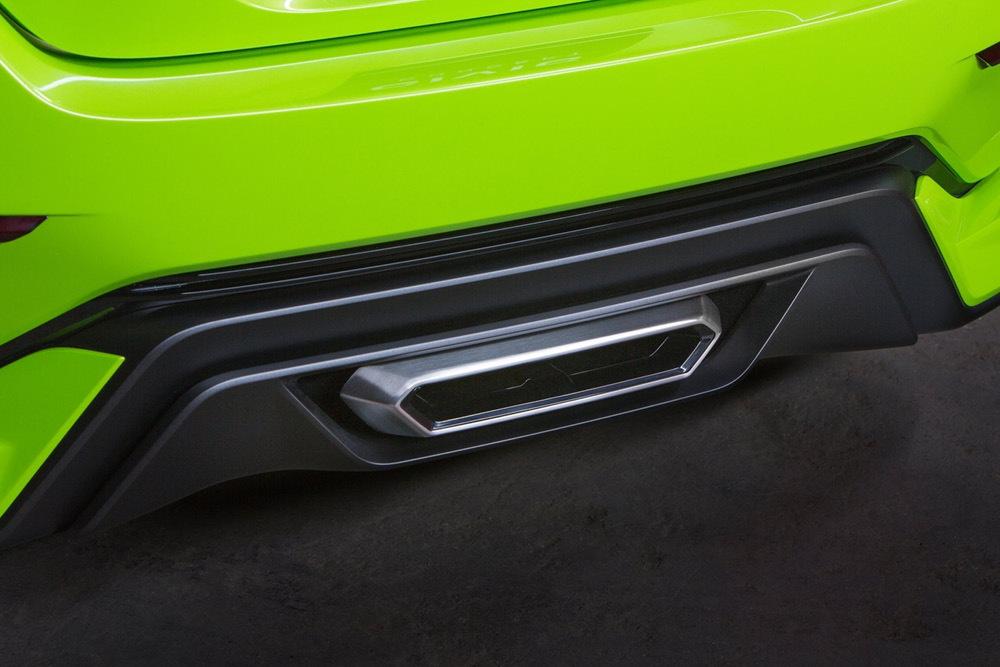 Foto de Honda Civic Concept (13/13)