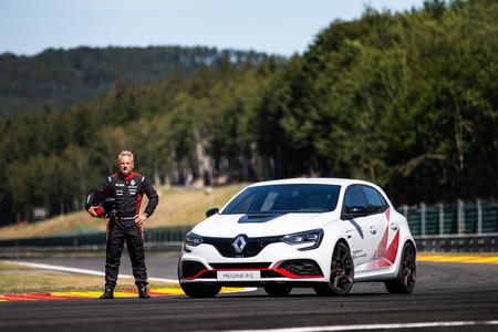 Renault Mégane R.S. Trophy-R récord Spa-Francorchamps