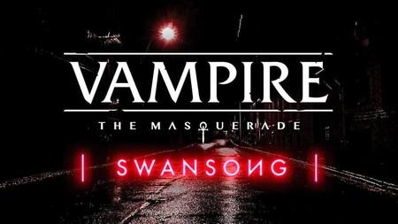 Vampire Masquerade Swansong