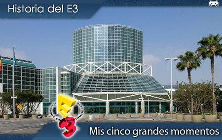 Mis cinco grandes momentos del E3