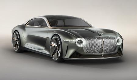 El Bentley EXP 100 GT es la visión de futuro de Bentley por su centenario: un lujoso coche eléctrico y autónomo