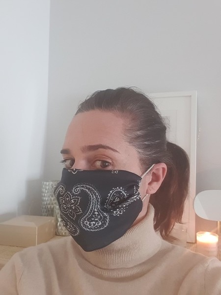 Mascara Pañuelo