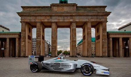 Berlín es la décima ciudad en sumarse a la Fórmula E