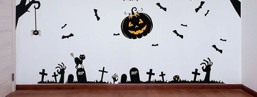 13 ideas decorativas para Halloween por menos de 20 euros