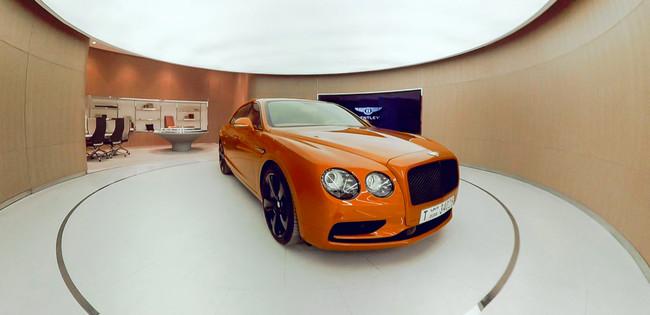 360 Bentley