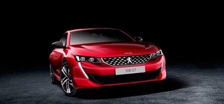 El nuevo Peugeot 508, al descubierto: primeras imágenes de la berlina que quería ser coupé