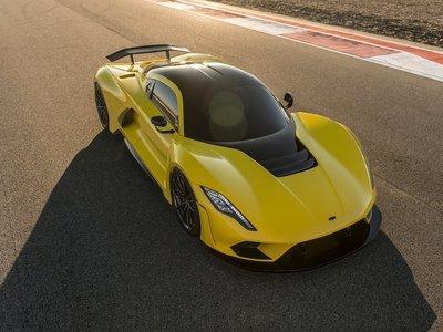Hennessey pone a temblar a Bugatti y Koenigsegg, confirma que su Venom F5 alcanzará los 500 Km/h