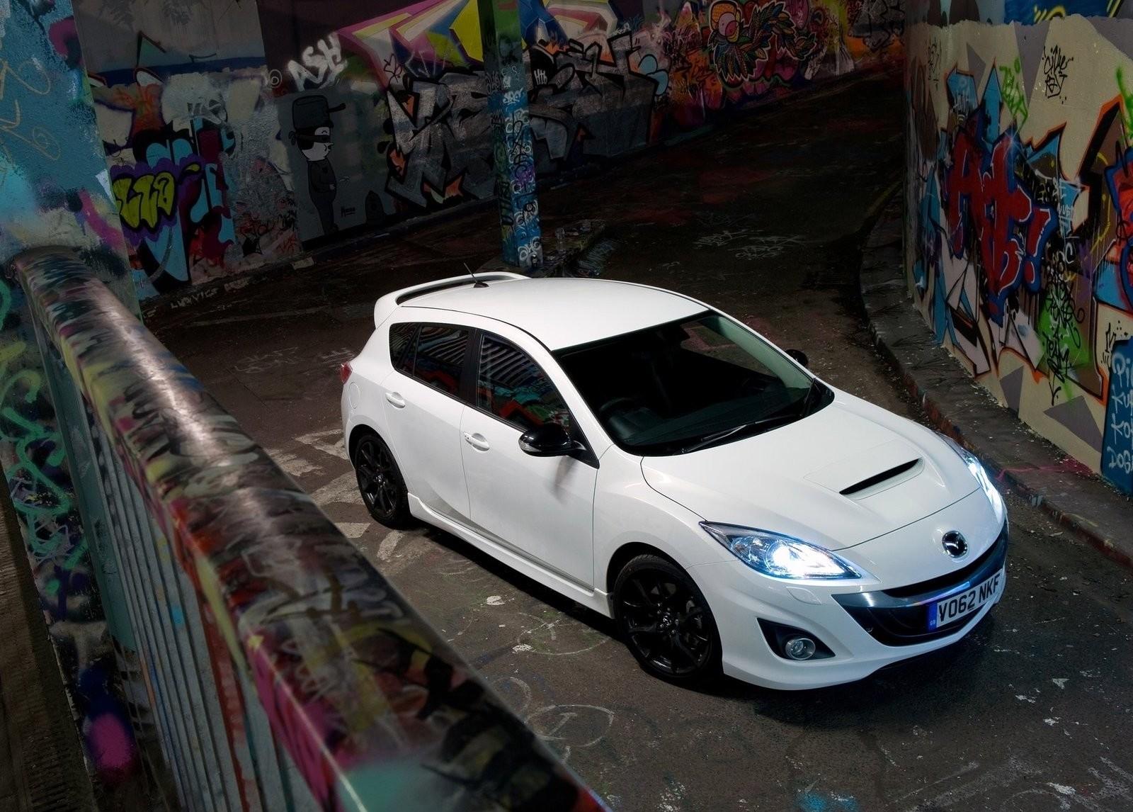 Foto de Mazda Mazdaspeed3 (18/20)
