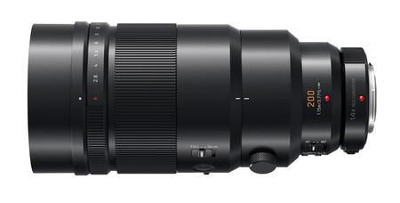 Leica DG Elmarit 200 mm f/2.8 Power OIS, nuevo teleobjetivo para cámaras Micro Cuatro Tercios que equivale a un 400 mm