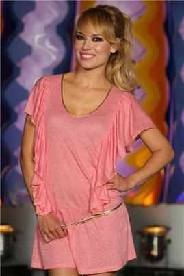 Patricia Conde diseñadora de ropa