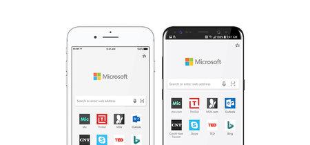Microsoft Edge se actualiza en iOS con soporte para 3D Touch y una mayor optimización para el iPad