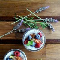 Paseo por la gastronomía de la red: recetas con chía