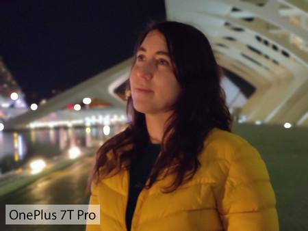 Oneplus 7t Pro Retrato Noche