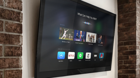 Este concepto nos hace imaginar una asombrosa interfaz para el próximo Apple TV