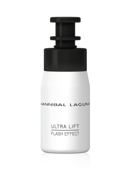 Hannibal Laguna nos sorprende con Ultralift, una ampolla flash