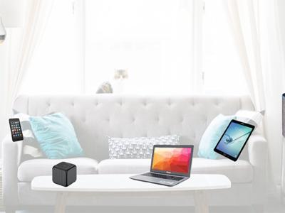 Esta tecnología pretende convertir tus gadgets en altavoces de un sistema de sonido envolvente
