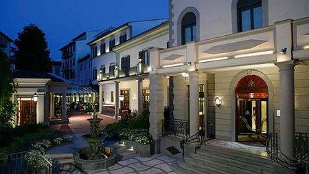 Hotel de Lujo en Florencia: Montebello Splendid