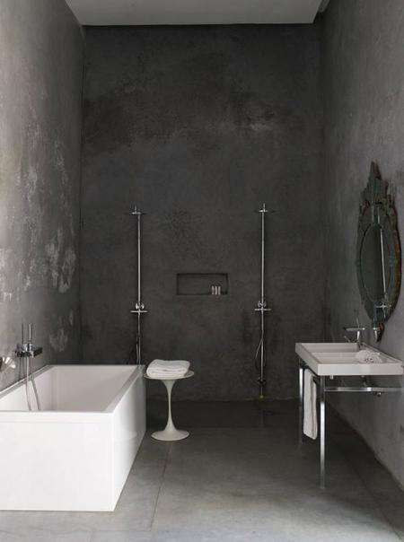 baños básicos y espartanos para este verano
