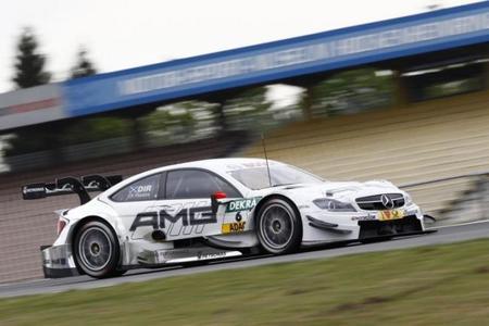 El DTM modifica el reglamento. Mercedes-Benz recibe más tiempo