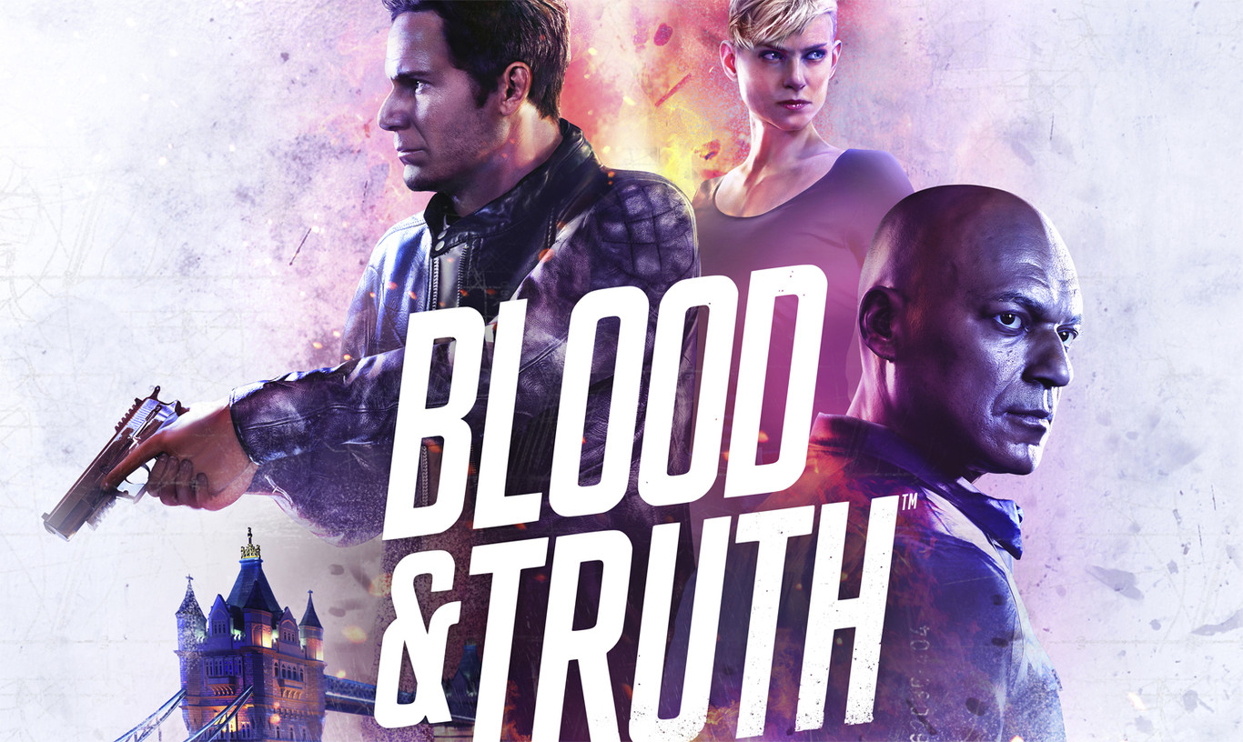 Resultado de imagen de Blood & Truth