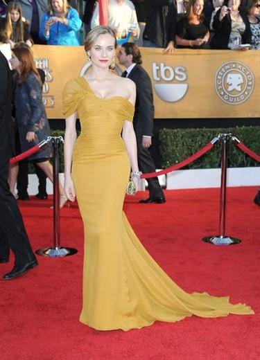 Alfombra roja SAG Awards 2010: todos los vestidos y looks de las invitadas