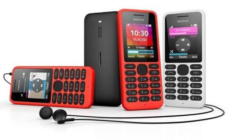 El Nokia 130 es la prueba de que Microsoft no renuncia a los móviles básicos
