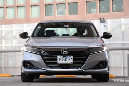 Honda Accord 2021 Opiniones Prueba Mexico 2