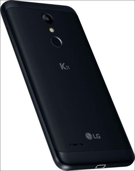 Lg K11, antes conocido como LG K10+