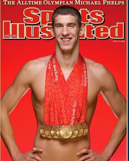 Michael Phelps en Entourage
