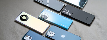 Great photographic comparison between the best mobiles so far in 2021: a resounding winner against a competition with a high bar