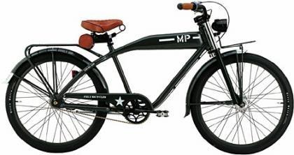 Bicicleta de aspecto militar