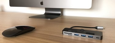 Más puertos y mas comodidad: así es el hub de Satechi para iMac y iMac Pro