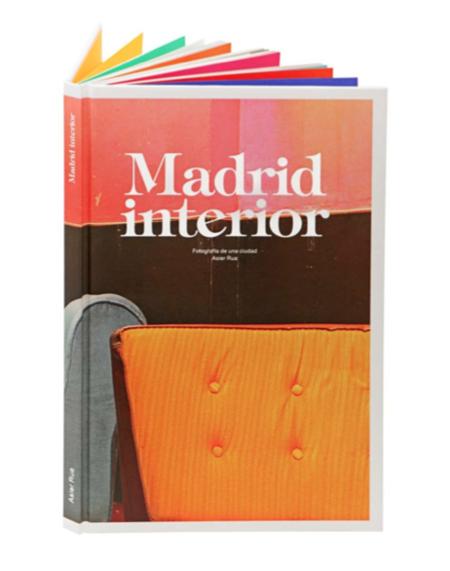 'Madrid Interior', un punto de vista diferente de la ciudad de la mano de Asier Rua