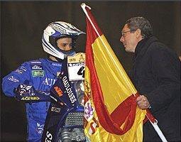 Madrid acogió la pre-salida del Dakar 2007