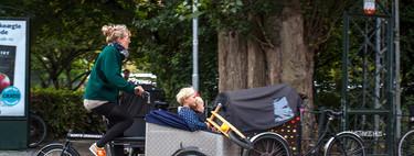 ¿Un transporte ecológico, familiar y económico? Alemania lo tiene claro: bicicletas cargo