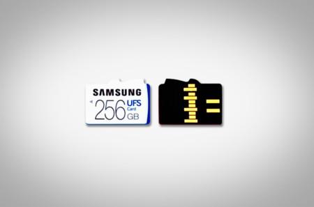 Samsung Tarjetas Ufs 2