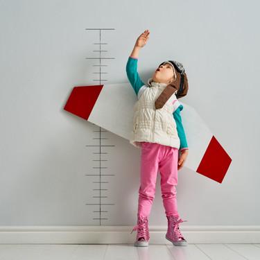 Gráficas de crecimiento y percentiles: cómo interpretarlos para saber si tu hijo está creciendo bien