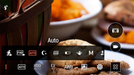 HTC Camera se actualiza, añade modo RAW para el One M9