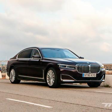 Probamos el BMW 745 Le, el lujo extremo se viste de  híbrido enchufable con etiqueta cero emisiones