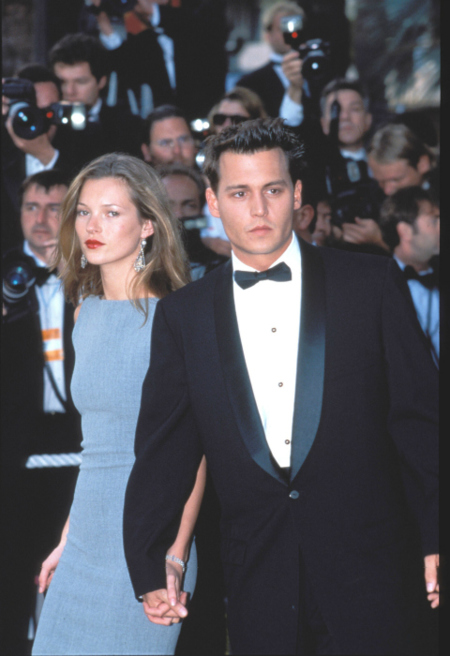 kate moss johnny deep