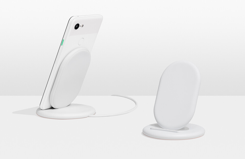 El Pixel 6 llegaría  de un renovado cargador inalámbrico Pixel Stand con ventilación