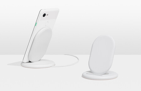 El Pixel 6 llegaría acompañado de un renovado cargador inalámbrico Pixel Stand con ventilación