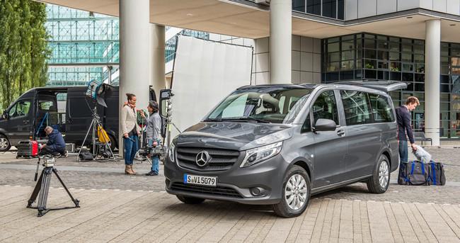 El Gobierno alemán avisa a Daimler: tiene 15 días para solucionar la crisis con la Mercedes-Benz Vito