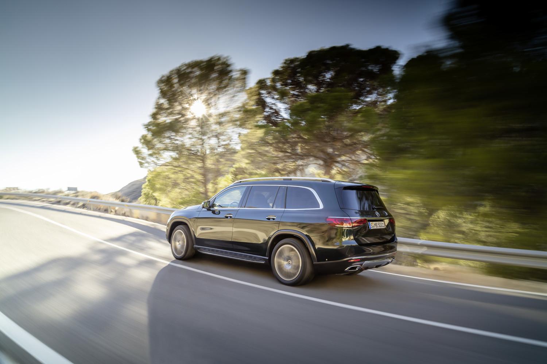 Foto de Mercedes-Benz GLS 2019 (35/68)