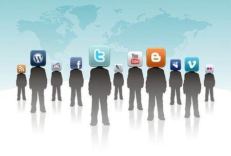 Sólo un 15% de las empresas se promociona en las redes sociales