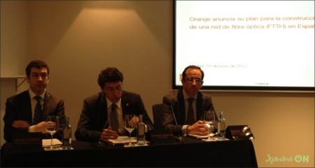 Orange anuncia el despliegue de su propia red FTTH que llegará a 1,5 millones de hogares españoles