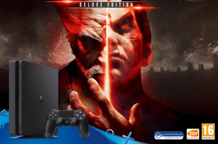Tekken 7 acompañará los dos nuevos bundles de PS4 que llegarán el próximo junio